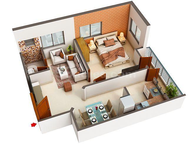 Subhadra Bhavan - Premium and Affordable Flats in Mayapur Dham