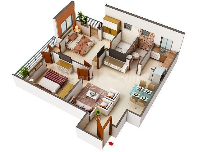 Subhadra Bhavan | Premium Apartments in Mayapur Dham